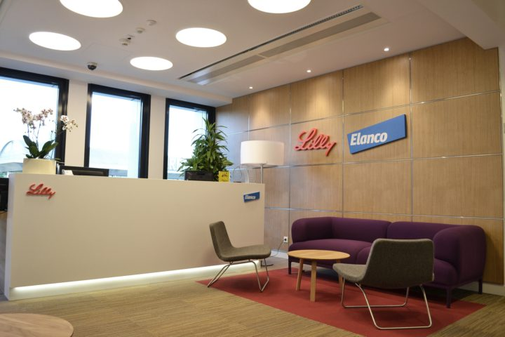 Elli Lilly Main Offices
