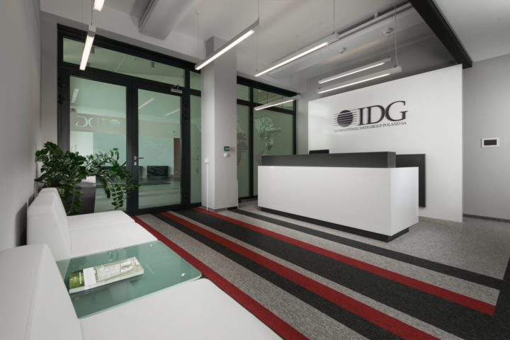 IDG Poland SA Main Offices